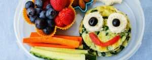Kids' Healthy Lunches Simplified