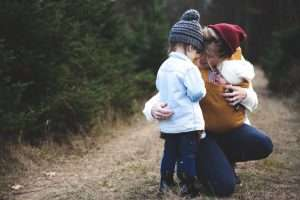 Fitting exercise into a busy family life