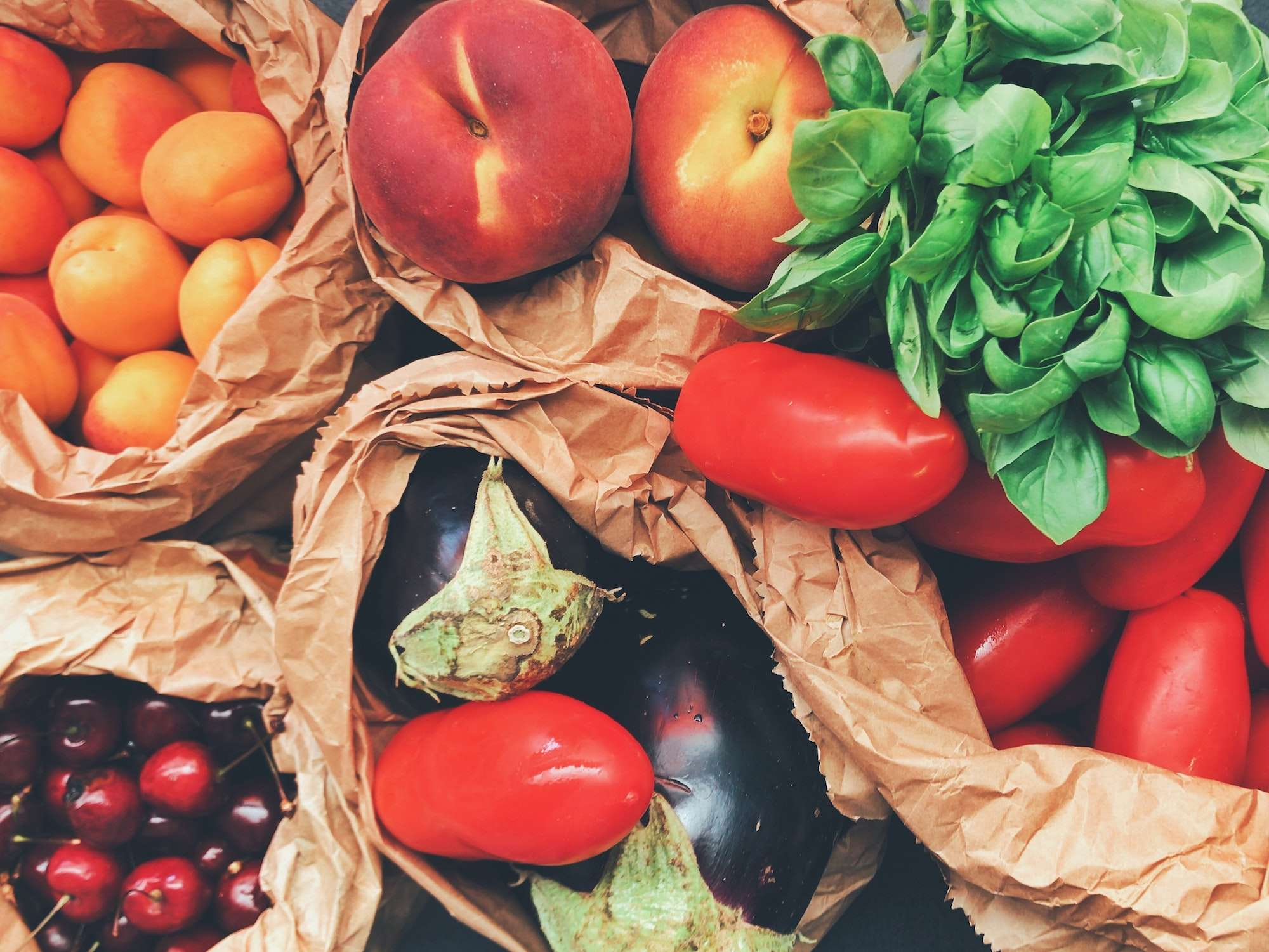 9 Fruits and Veggies A Day Makes for a Healthy Mama