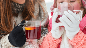 Winter Wellness for Expecting Mamas and Young Families