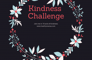 Kindness Challenge: 10 Acts of Kindness