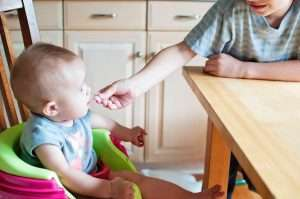 Baby-Led Weaning Saves Time!