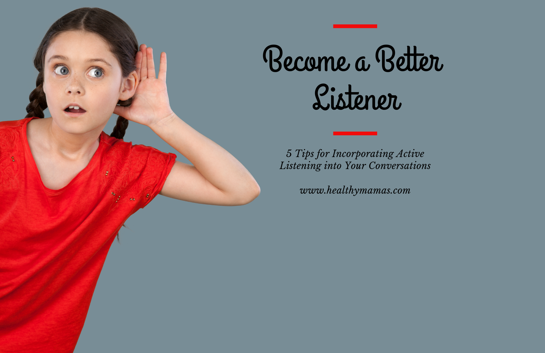 How to Become a Better Listener Through Active Listening